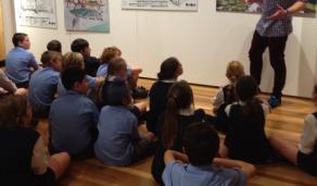 Stephen Mushin and St Joseph's Primary School